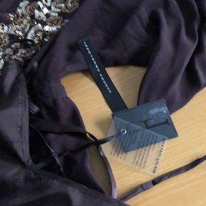 NWT  100% Silk Stunning Top (2Pcs)Sandra Angelozzi
